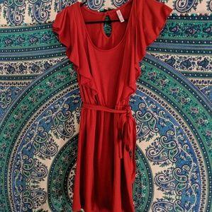 Xhilaration Red Dress